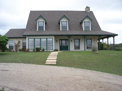 Kerrville Single Family Home For Sale: 270 Lower Turtle Creek Rd