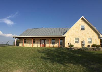 Kerrville Single Family Home For Sale: 3261 Medina Hwy