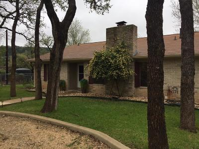 Kerrville Single Family Home For Sale: 134 Tanglewood Lane