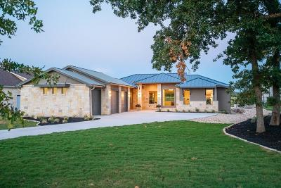 Kerrville Single Family Home For Sale: 1045 Pinnacle View Dr
