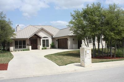 Kerrville Single Family Home For Sale: 4077 Comanche Trace Dr