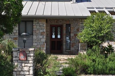 Kerrville Rental For Rent: 320 Loma Vista Dr