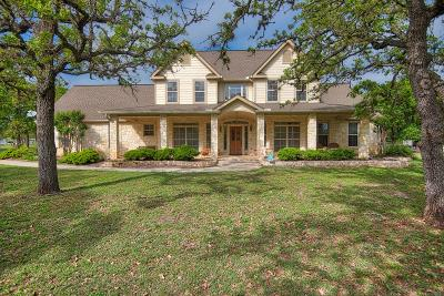 Kerrville Single Family Home For Sale: 1443 Saddle Club Dr