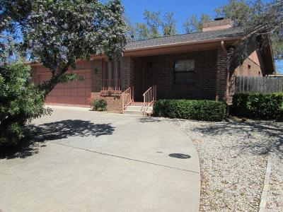 Kerrville Single Family Home For Sale: 1134 Wood Edge