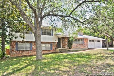 Kerrville Single Family Home For Sale: 106 Poco Vista Dr S