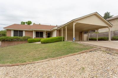 Kerrville Single Family Home For Sale: 1310 Carol Ann Dr