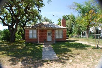 Single Family Home For Sale: 250&266 Patterson Ave