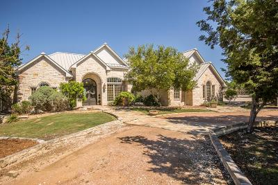 Kerrville Single Family Home For Sale: 1751 Saddlewood Blvd