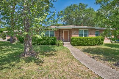 Kerrville Single Family Home For Sale: 1208 Tanager St