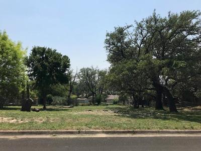 Kerrville Residential Lots & Land For Sale: 2107 West Bluff Dr