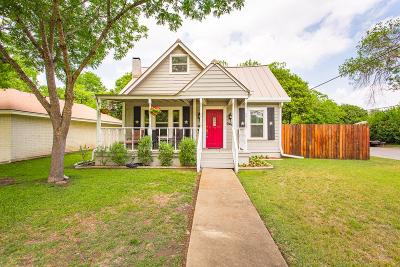 Kerrville Single Family Home For Sale: 400 Main St
