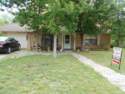 Center Point Single Family Home For Sale: 126 Harless St