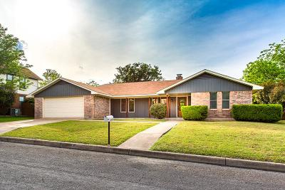 Kerrville Single Family Home For Sale: 316 Mack Hollimon Dr