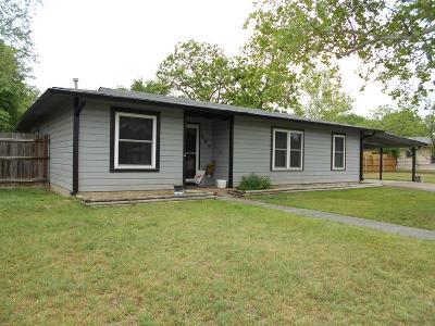 Kerrville Single Family Home For Sale: 508 Stephen St