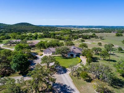 Kerrville Single Family Home For Sale: 193 Ranch House Rd