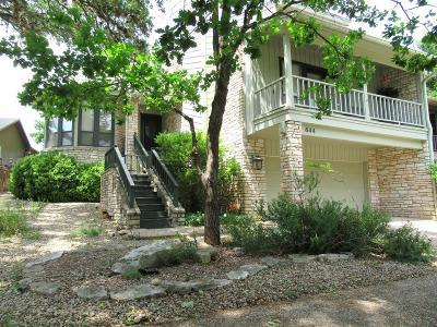 Kerrville Single Family Home For Sale: 644 Oakland Hills Lane