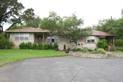 Hunt Single Family Home For Sale: 1750 Hwy 39