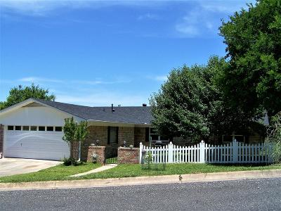 Kerrville Single Family Home For Sale: 1316 Lytle St