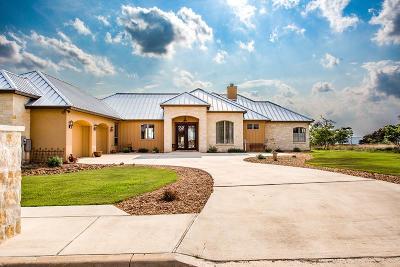 Kerrville Single Family Home For Sale: 209 Yorktown Blvd