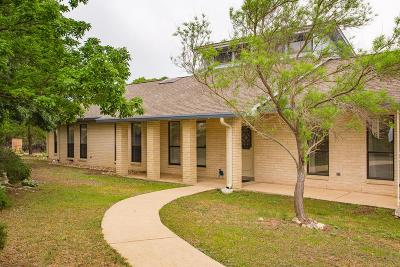 Hunt TX Single Family Home For Sale: $319,000
