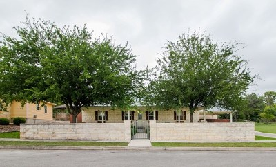 Bandera Single Family Home For Sale: 1815 White Tail Ln