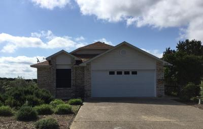 Kerrville Single Family Home For Sale: 103 Mesa Del Sol