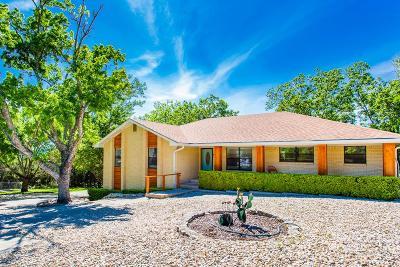 Kerrville Single Family Home For Sale: 2223 San Jacinto Dr