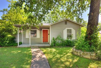 Kerrville Single Family Home For Sale: 406 Harper St