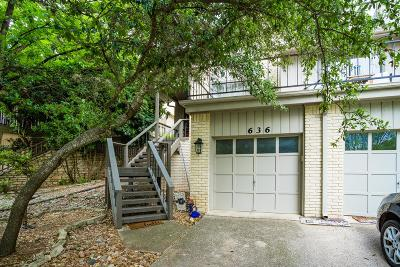 Kerrville Single Family Home For Sale: 636 Oakland Hills Lane