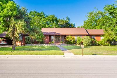 Kerrville Single Family Home For Sale: 1106 Main St