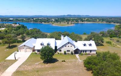 Bandera TX Single Family Home For Sale: $1,195,000