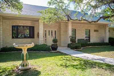 Kerrville Single Family Home For Sale: 4652 Oak Alley