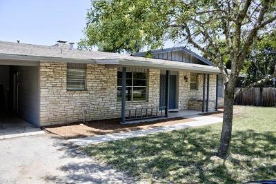 Bandera Single Family Home For Sale: 385 Bandera Blvd