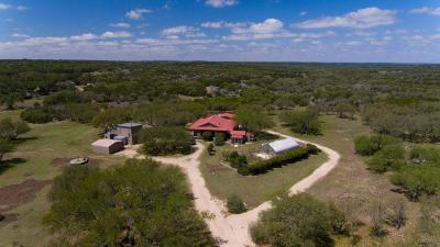 Mountain Home TX Single Family Home For Sale: $950,000