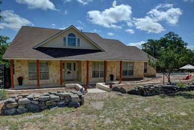 Hunt TX Single Family Home For Sale: $360,000