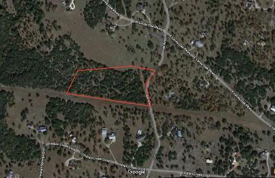 Kerrville Residential Lots & Land For Sale: 00 Oak Alley