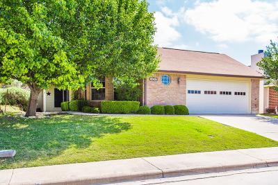Kerrville Single Family Home For Sale: 1252 Victory