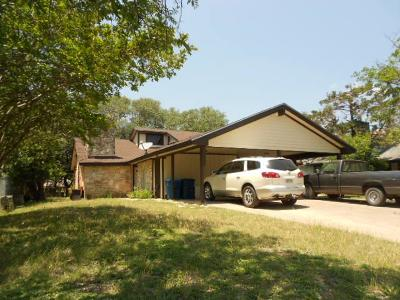 Kerrville Multi Family Home For Sale: 514 A-B Tomahawk Trail
