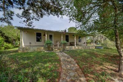 Kerrville Single Family Home For Sale
