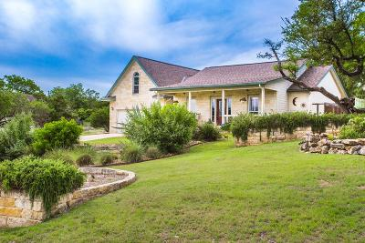 Kerrville Single Family Home For Sale: 170 Mackay Dr
