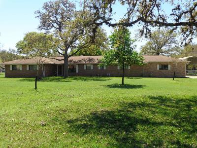 Kerrville Single Family Home For Sale: 153 Oakwood Rd