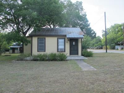 Kerrville Single Family Home For Sale: 728 Lytle St