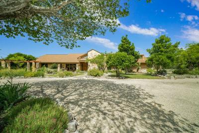 Kerrville Single Family Home For Sale: 882 Freedom Trail