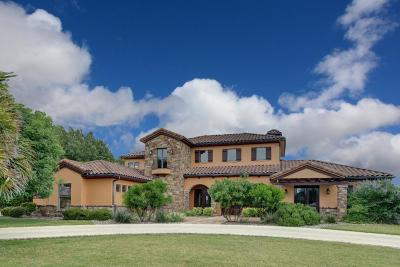 Kerrville Single Family Home For Sale: 3613 Ranch View Court