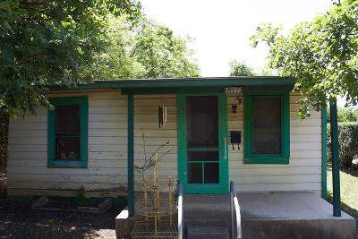 Kerrville Single Family Home For Sale: 817 Swigert Ave