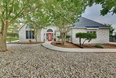 Kerrville Single Family Home For Sale: 1808 Mountain Laurel