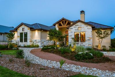 Kerrville Single Family Home For Sale: 1009 Pinnacle View Dr