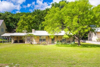 Hunt Single Family Home For Sale: 2989 Hwy 39