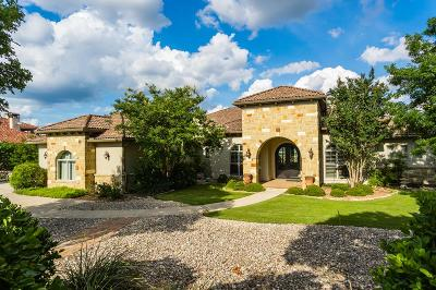 Kerrville Single Family Home For Sale: 3607 Ranch View Court