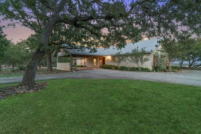Kerrville Single Family Home For Sale: 0000 Ranch Rd 783
